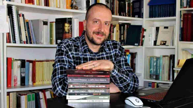 Intervista a Giovanni Melappioni